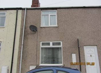 Thumbnail 2 bed terraced house to rent in South View, Sherburn Hill