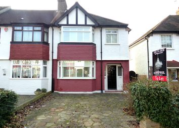 Thumbnail 3 bedroom end terrace house to rent in Eden Park Avenue, Beckenham