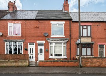Thumbnail 2 bed terraced house to rent in Lordens Hill, Dinnington, Sheffield