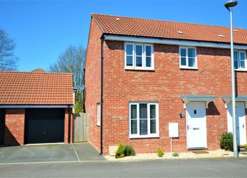 Thumbnail 3 bed semi-detached house for sale in Seven Acres, Cranbrook, Exeter, Devon