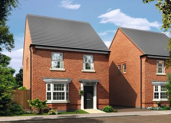"Thumbnail 4 bedroom detached house for sale in ""Irving"" at Newport Road, St. Mellons, Cardiff"