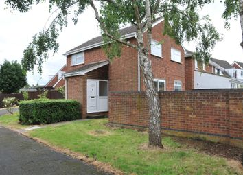Thumbnail 3 bed detached house for sale in Owl End Walk, Yaxley, Peterborough