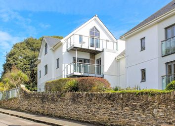 Thumbnail 4 bed flat for sale in Cliff Road, Falmouth