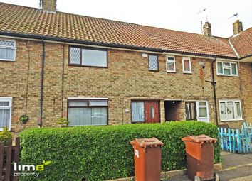 Thumbnail 2 bed terraced house to rent in Bakewell Close, Greatfield, Hull