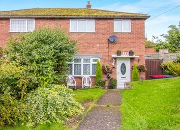 Thumbnail 3 bed semi-detached house for sale in Queens Way, Hurley, Atherstone, Warwickshire