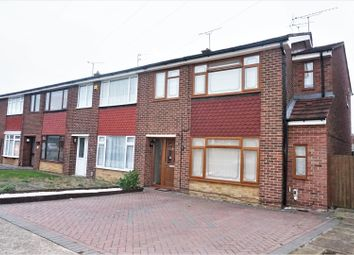 Thumbnail 3 bed end terrace house for sale in Gordon Road, Stanford-Le-Hope
