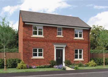 "Thumbnail 3 bed detached house for sale in ""Castleton"" at Luke Lane, Brailsford, Ashbourne"