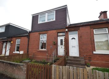 Thumbnail 4 bedroom terraced house for sale in Sweethill Terrace, Coatbridge, North Lanarkshire