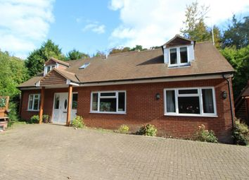 Thumbnail 4 bed detached house for sale in Frimley Road, Ash Vale