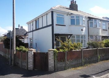 Thumbnail 3 bed semi-detached house for sale in Manor Drive, Thornton Cleveleys