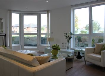 Thumbnail 3 bed flat to rent in Tudway Road, London