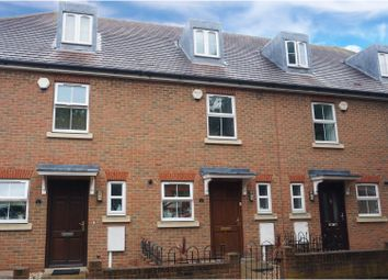 Thumbnail 3 bed terraced house for sale in Oast View Terrace, Gillingham