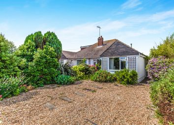 Thumbnail 2 bed semi-detached bungalow for sale in Telscombe Cliffs Way, Telscombe Cliffs, Peacehaven