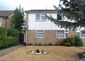 Thumbnail 2 bedroom maisonette to rent in Cyclamen Way, West Ewell, Epsom