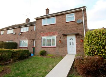 Thumbnail 3 bed semi-detached house for sale in Caradoc Close, Caerleon, Newport