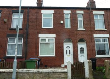 Thumbnail 2 bed terraced house to rent in Commercial Road, Hazel Grove, Stockport