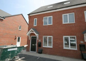 Thumbnail 3 bedroom town house to rent in Upton Drive, Stretton