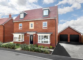 """5 bed detached house for sale in """"Warwick"""" at Huntingdon Road, Thrapston, Kettering NN14"""