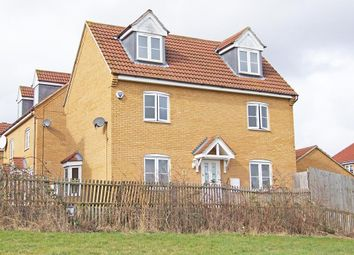 Thumbnail 4 bed detached house to rent in Stone Close, Wellingborough