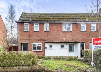 Thumbnail 3 bed end terrace house for sale in Greencroft, Lichfield