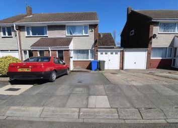 Thumbnail Semi-detached house for sale in Alconbury Close, Blyth