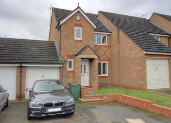 Thumbnail 3 bed detached house for sale in Morris Close, Thorpe Astley, Braunstone, Leicester