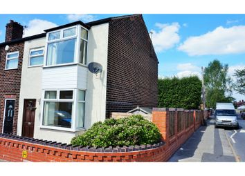 Thumbnail 3 bedroom end terrace house for sale in Melbourne Street, Reddish, Stockport