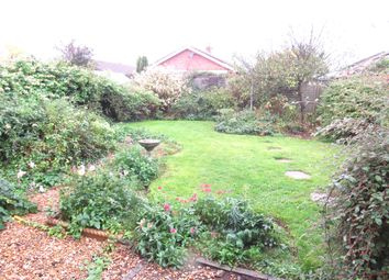 Thumbnail 3 bed detached bungalow for sale in Fairfax Way, March