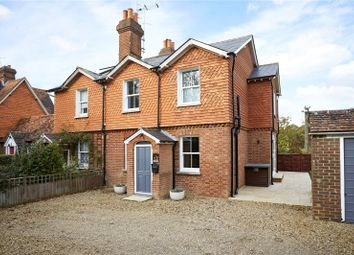 Thumbnail 3 bed semi-detached house for sale in Ryersh Lane, Capel, Dorking, Surrey