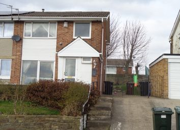 Thumbnail 4 bed semi-detached house to rent in Geraldton Avenue, Bradford