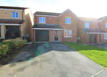 Thumbnail 4 bed detached house for sale in Wordsell Way, Shildon