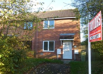 Thumbnail 2 bedroom end terrace house to rent in Lichfield Down, Milton Keynes, Bucks