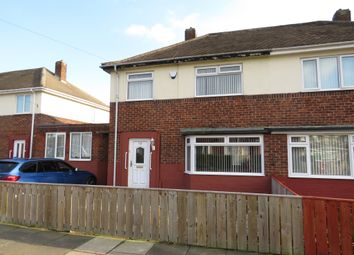 Thumbnail 3 bedroom semi-detached house for sale in Daventry Avenue, Stockton-On-Tees