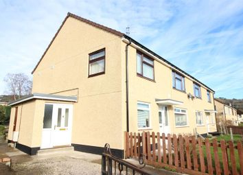 Thumbnail 2 bedroom flat for sale in Bevan Rise, Trethomas, Caerphilly