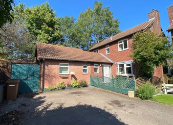 Thumbnail 4 bed detached house for sale in Winchester Drive, Melton Mowbray