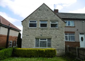 Thumbnail 2 bed end terrace house for sale in 124 Southey Hall Road, Sheffield, South Yorkshire