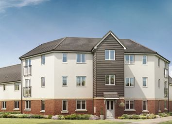 """Thumbnail 1 bed triplex for sale in """"The Badbury Apartments"""" at Wilbury Close, Coate, Swindon"""