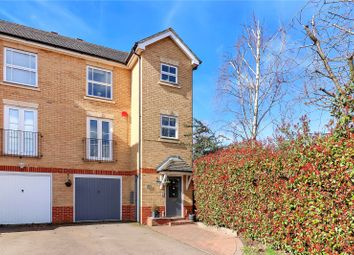 4 bed end terrace house for sale in Sunderland Grove, Leavesden, Watford WD25