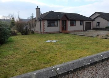 Thumbnail 3 bed detached bungalow for sale in The Meadows, Dornoch