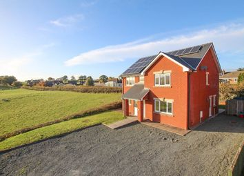 Thumbnail 4 bed detached house to rent in Llywelyn Close, Cilmery, Builth Wells