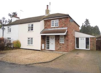Thumbnail 3 bed cottage for sale in Market Lane, Walpole St. Andrew, Wisbech