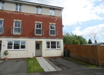 Thumbnail 4 bed semi-detached house to rent in Clos Springfield, Pontyclun