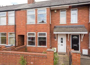 Thumbnail 3 bed terraced house for sale in Temple Avenue, York