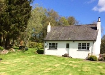 Thumbnail 3 bed detached house to rent in Little Forter Cottage, Folda, Blairgowrie, Angus