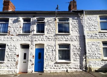 Thumbnail 2 bedroom terraced house for sale in Fairford Street, Barry