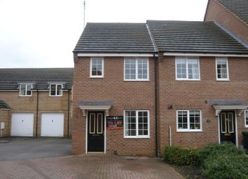 Thumbnail 2 bedroom end terrace house to rent in Coriander Road, Downham Market
