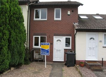 Thumbnail 2 bed terraced house to rent in The Paddocks, Bicton Heath, Shrewsbury