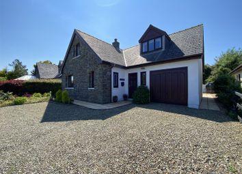 Thumbnail 4 bed detached bungalow for sale in 3 Penparc, Trefin, Haverfordwest