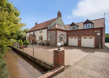 Thumbnail 5 bedroom detached house for sale in Fakenham Road, South Creake, Fakenham