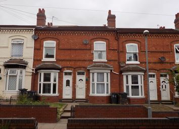 Thumbnail 3 bed terraced house for sale in The Poplars, Off Fallows Road, Sparkbrook, Birmingham